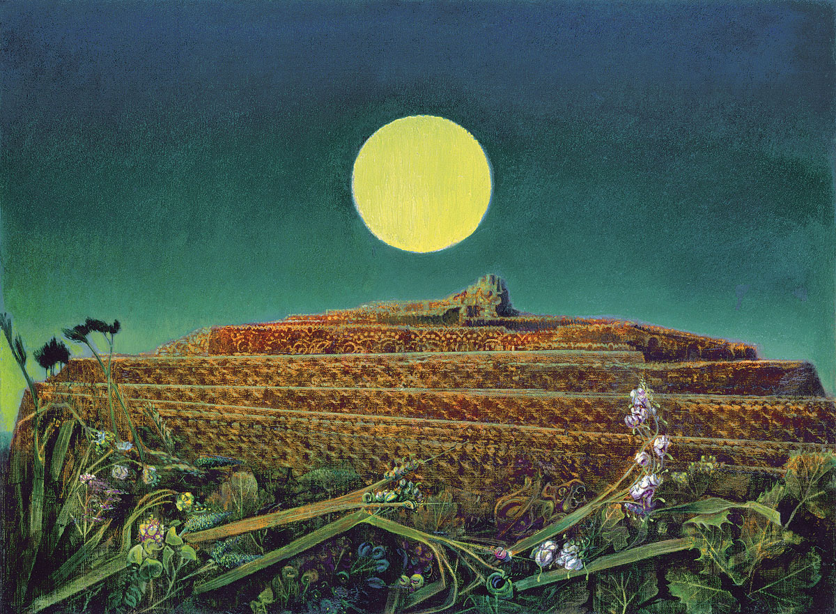 THE WHOLE CITY  by Max Ernst, 1934