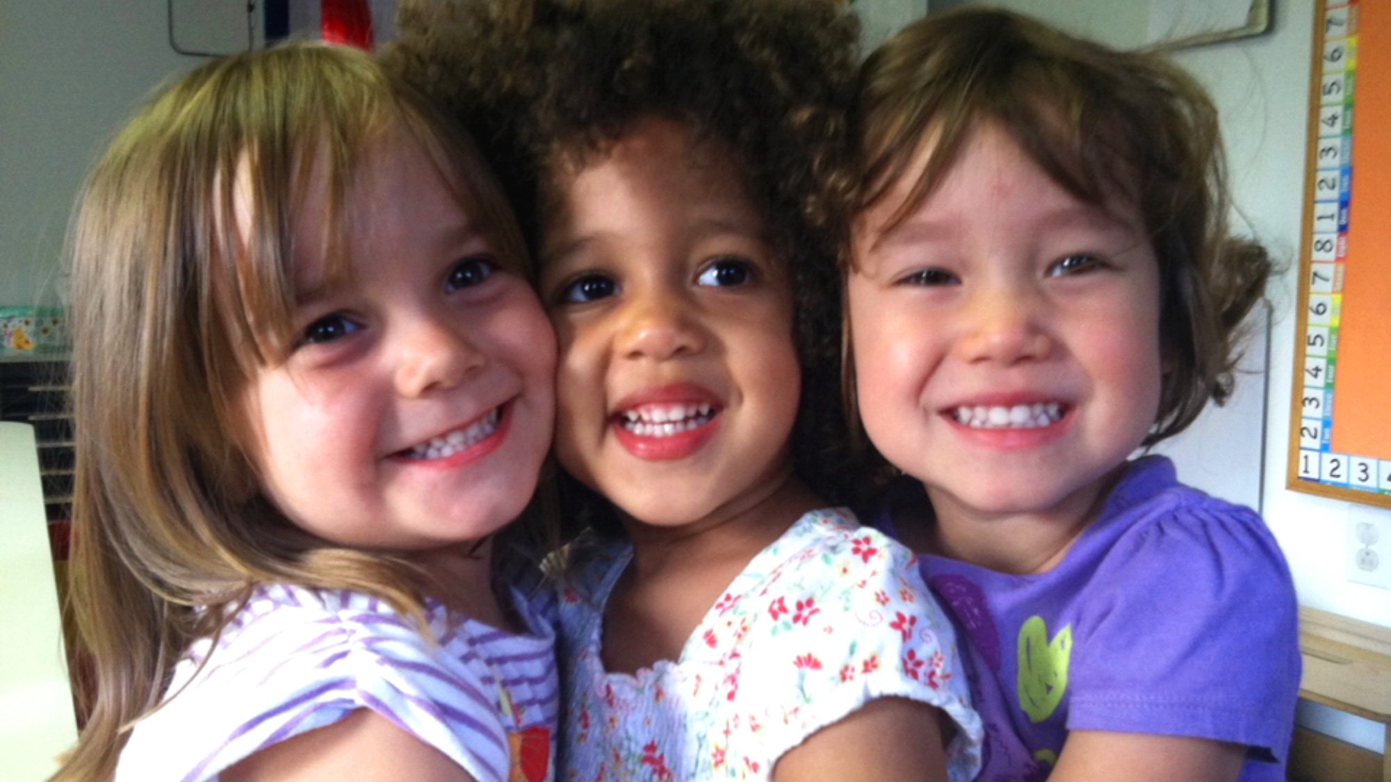 Bryce, Talia and Liana 2015