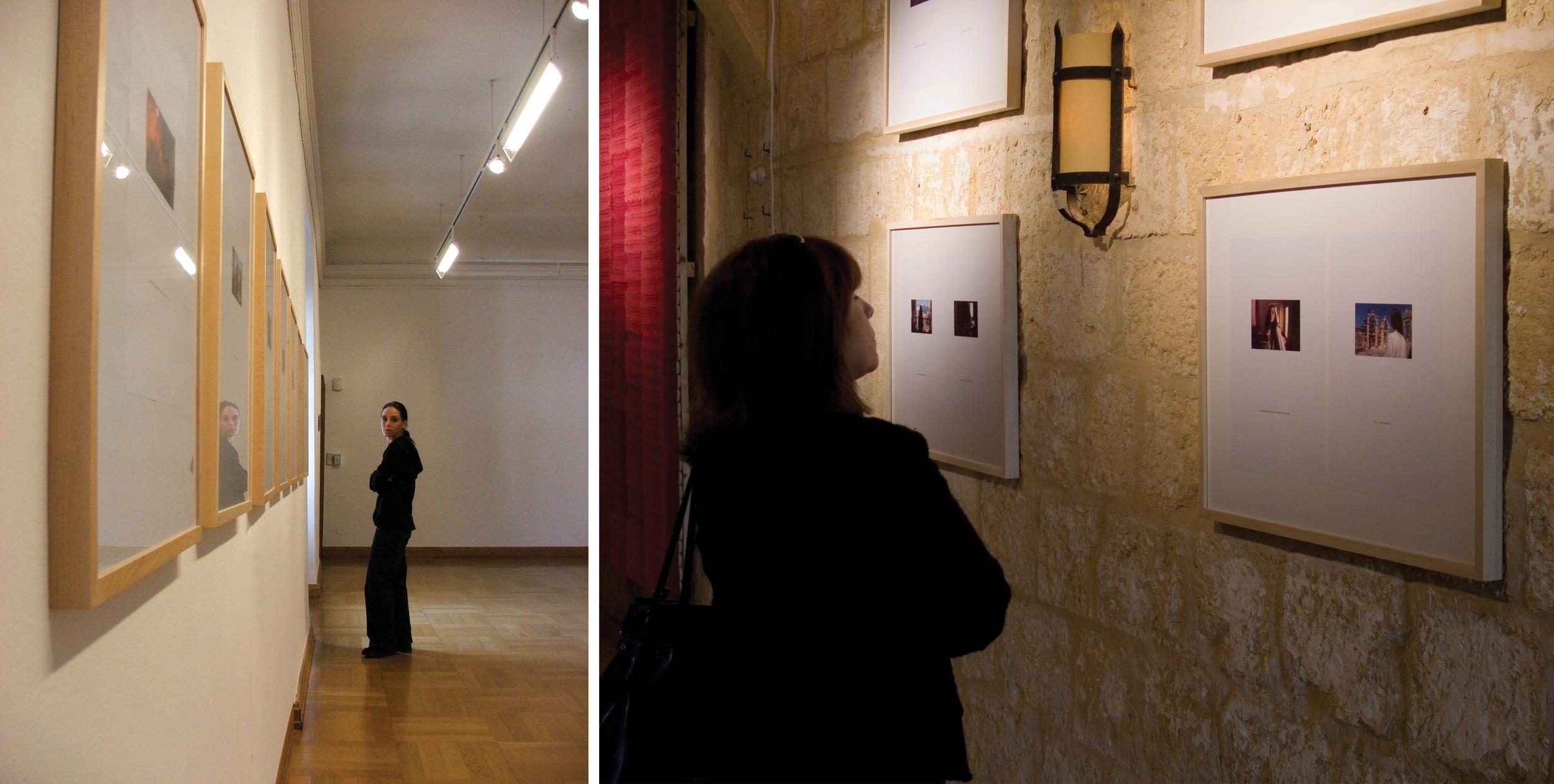 PLAYING GOD, digital prints   , Feldkirch and Gozo, 2007