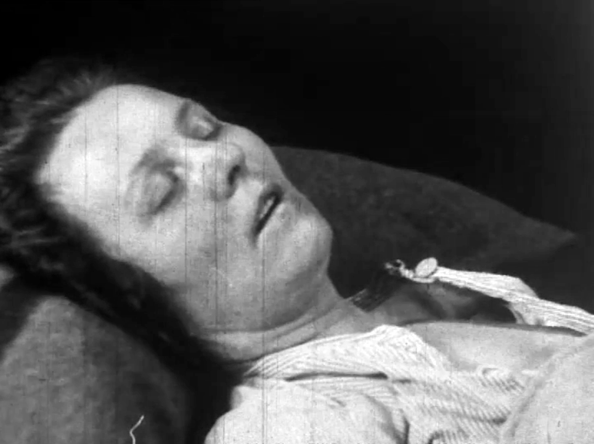SMALL AMNESIAS  Still frame from video  (Prelinger Archives - Creative Commons)