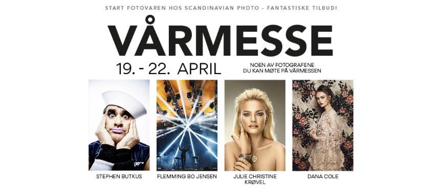 Conférenciére á Scandinavian Photo