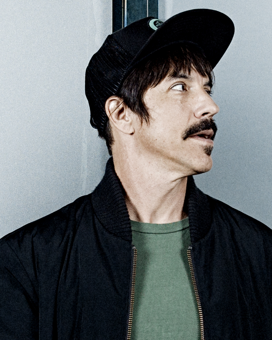 Anthony Kiedis - Red Hot Chili Peppers