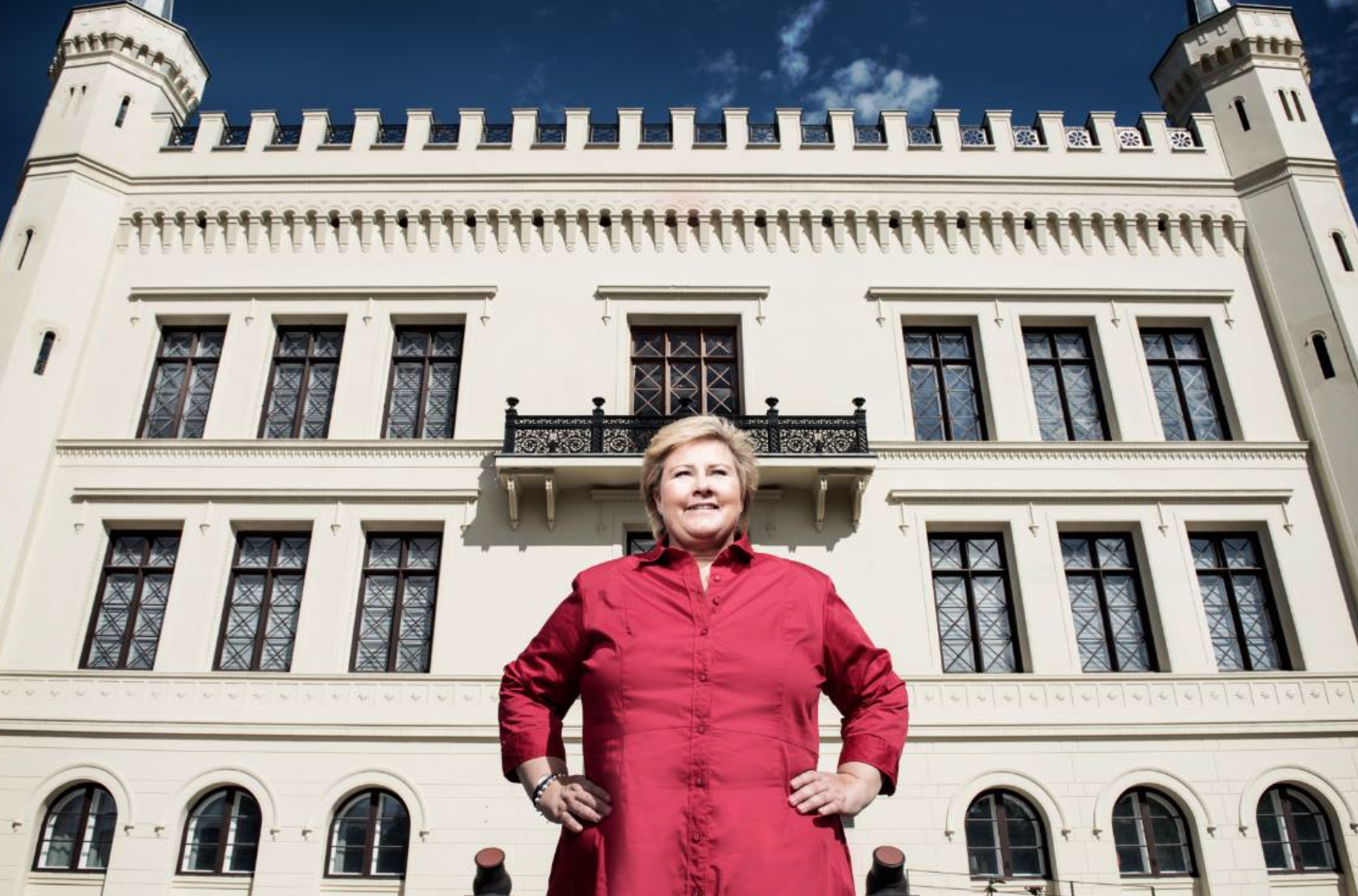 The Prime Minister of Norway - Erna Solberg