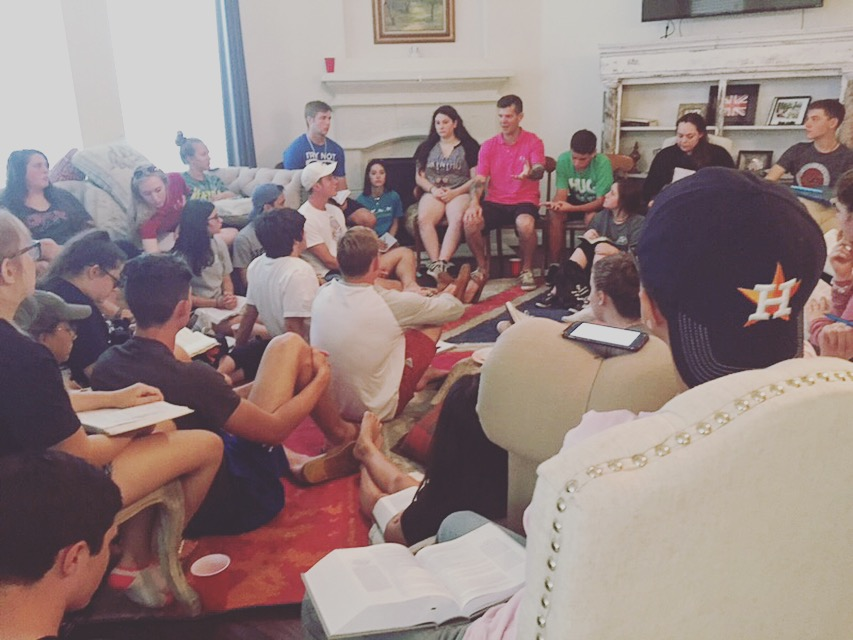 Summr Bible study - Starting again next summer