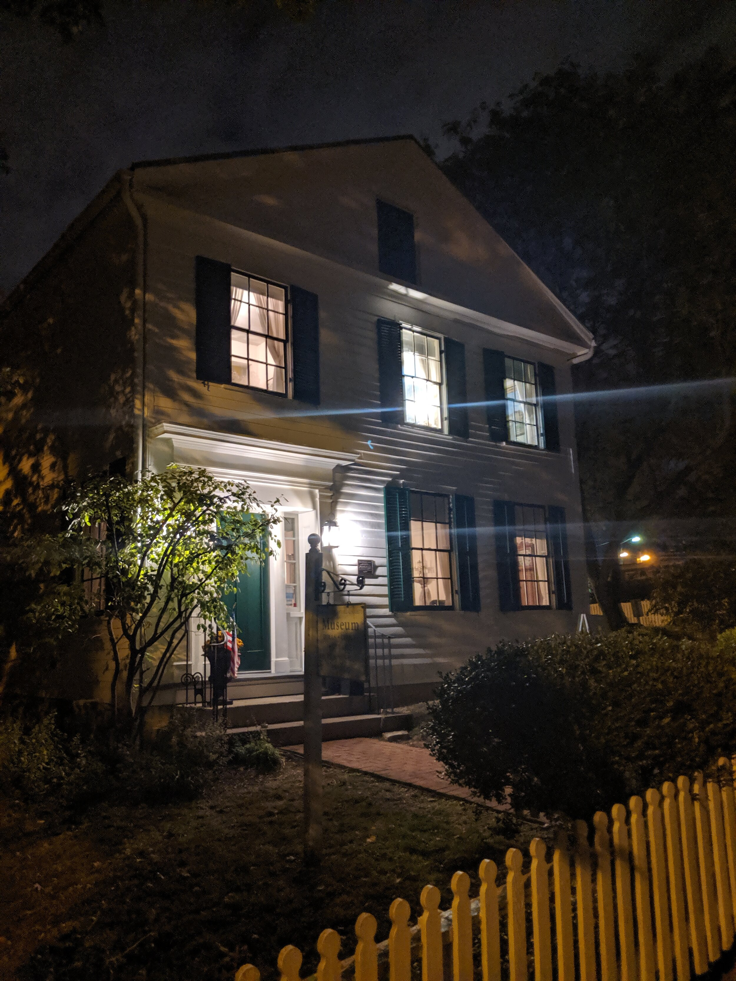 Old Rectory at night.jpg