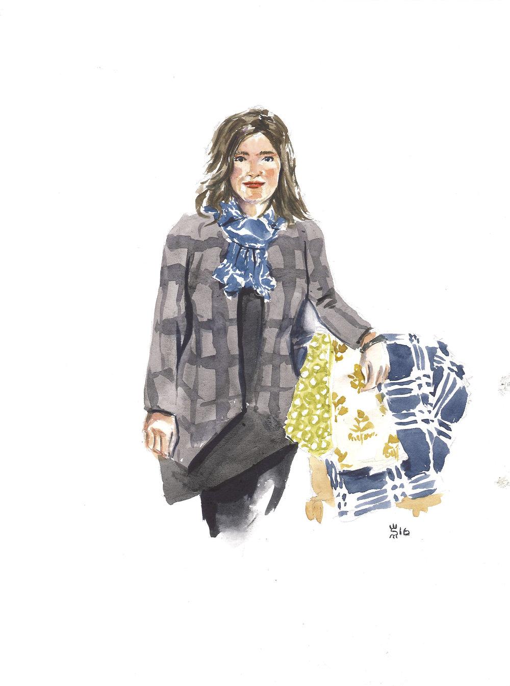 Julie Holmes | Principal Designer
