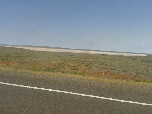 Scenery in the Outback