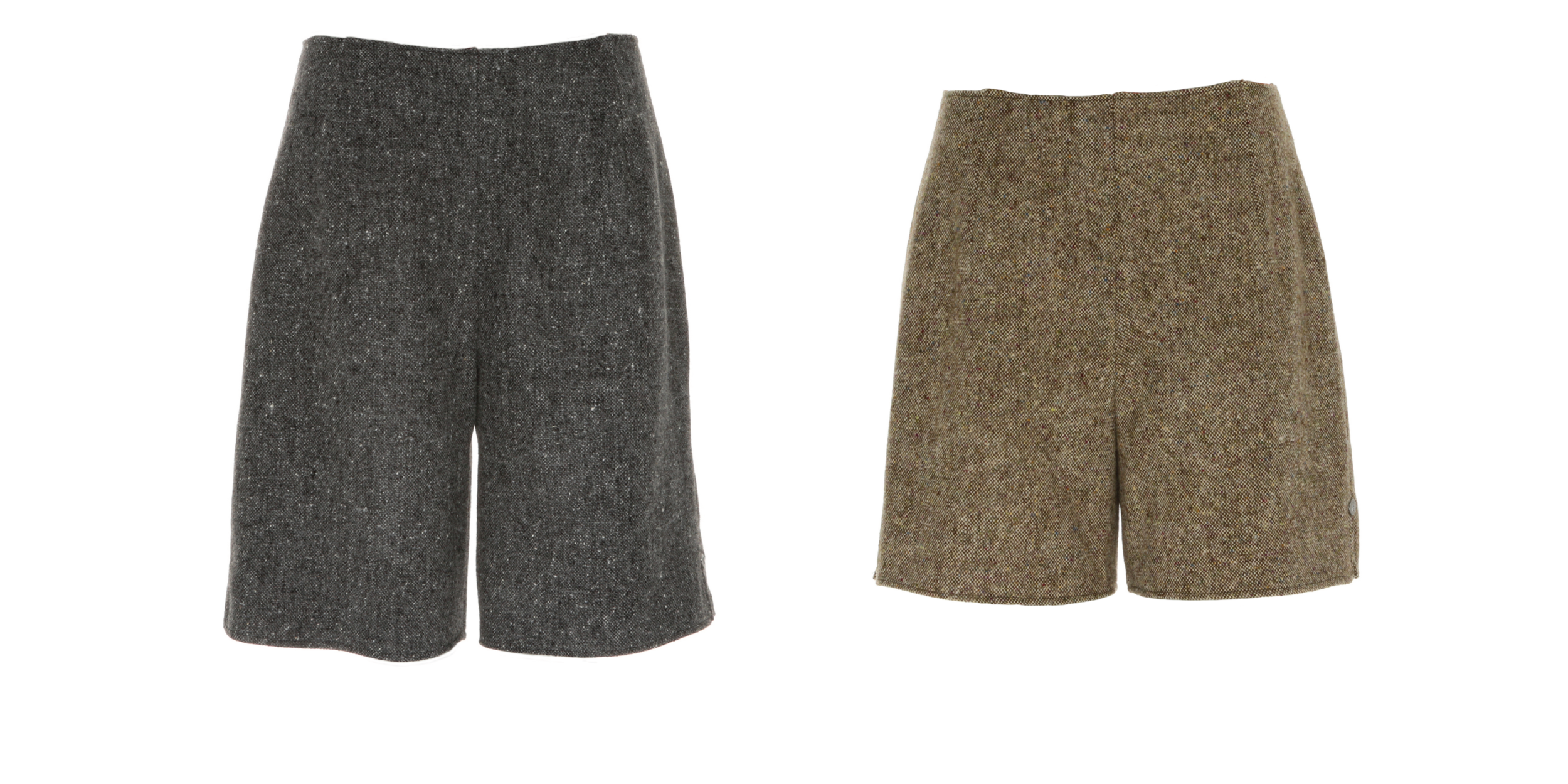 hata-donegal-tweed-shorts