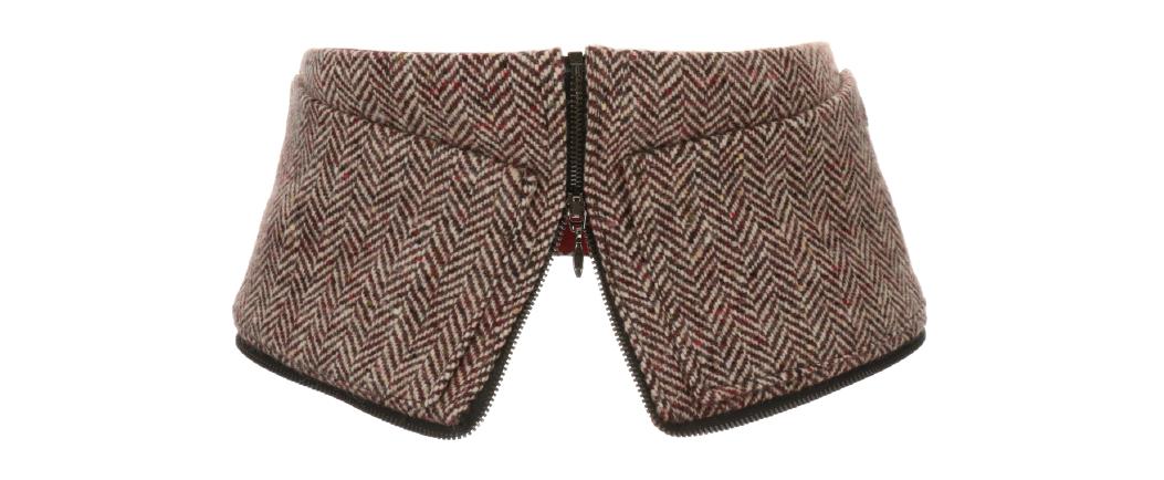 hata-donegal-red-herringbone-belt