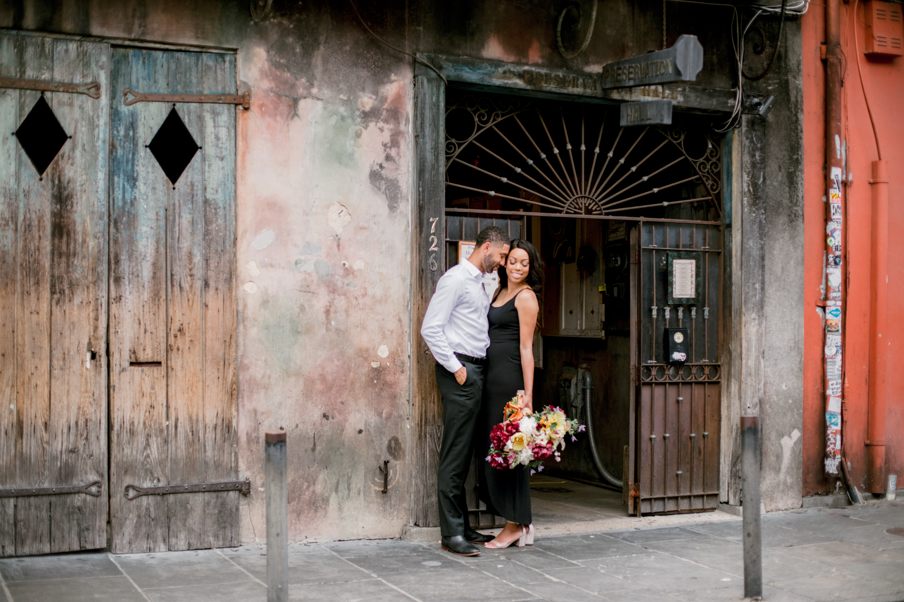 We are invited to take a step back in time and tune into the romance of New Orleans. Preservation Hall has celebrated more than 50 years of music and invites its guests to listen to live Jazz on a hot summer's night.
