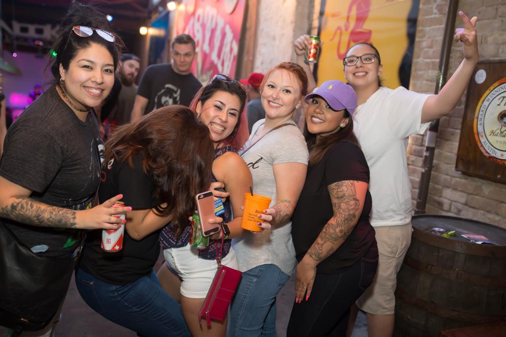 DT ATX The Nook, 6th Street: Birthday celebrations