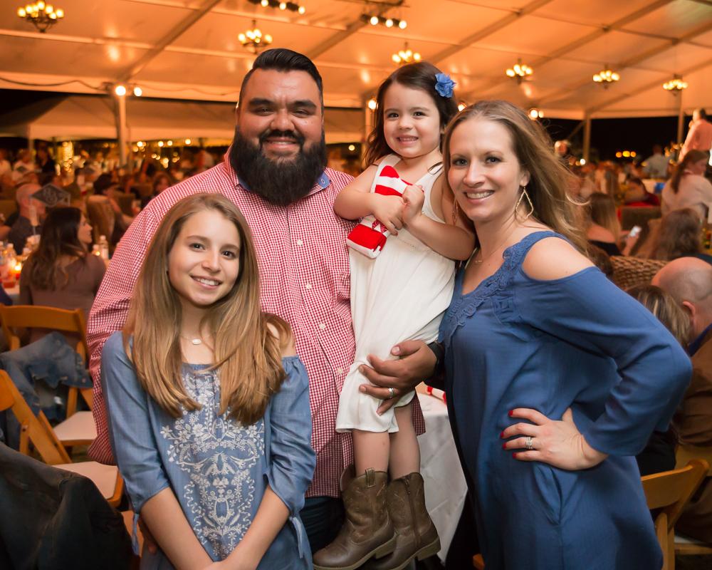 Zavala Family, RMHC 2017