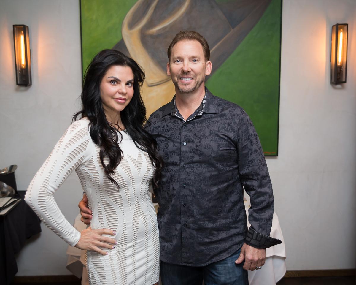 Veronica and Tim