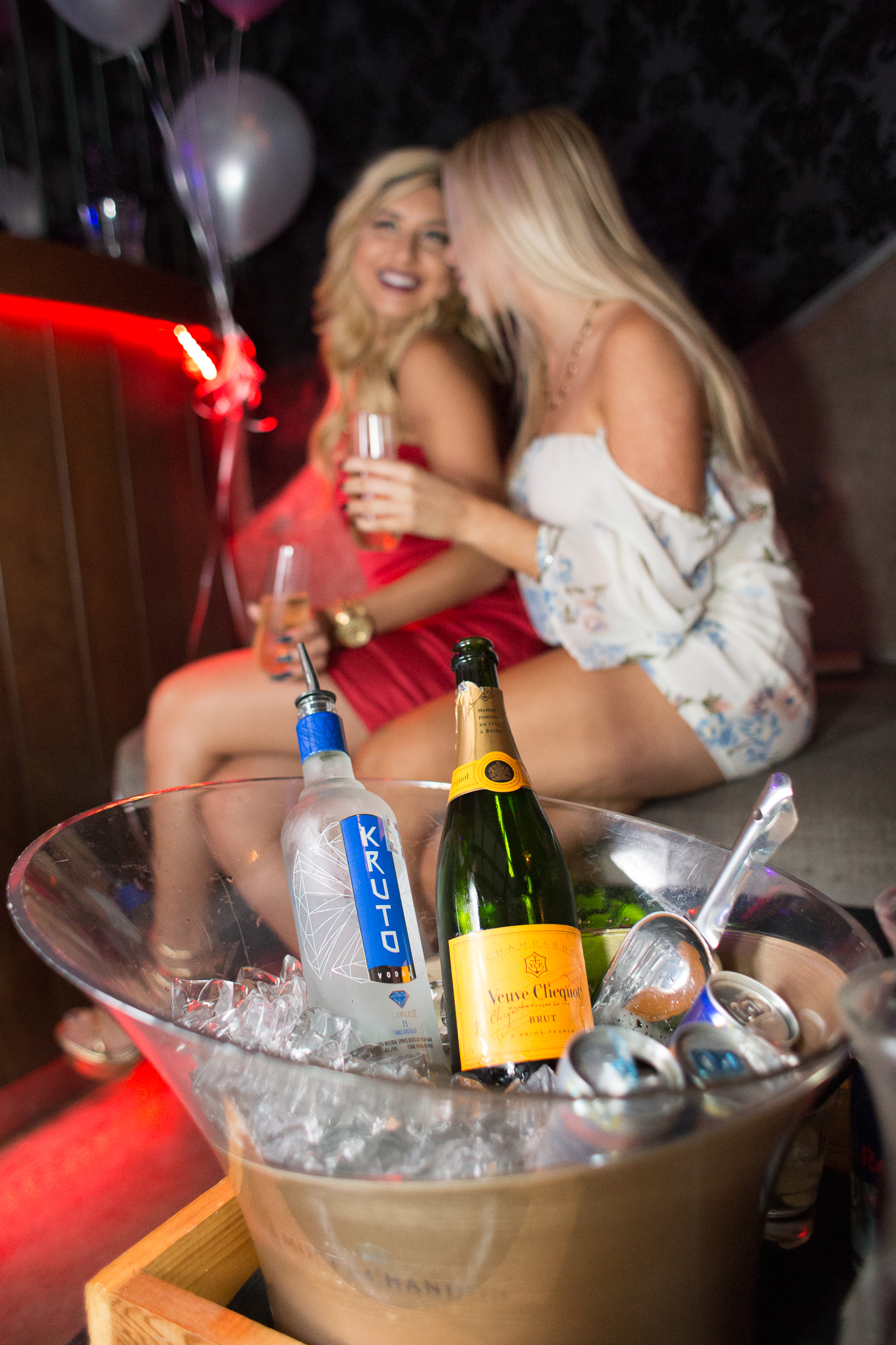 POP ATX: Promoting their Bottle Service