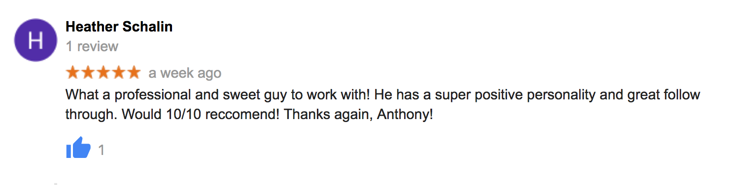 anthony johnson photography reviews