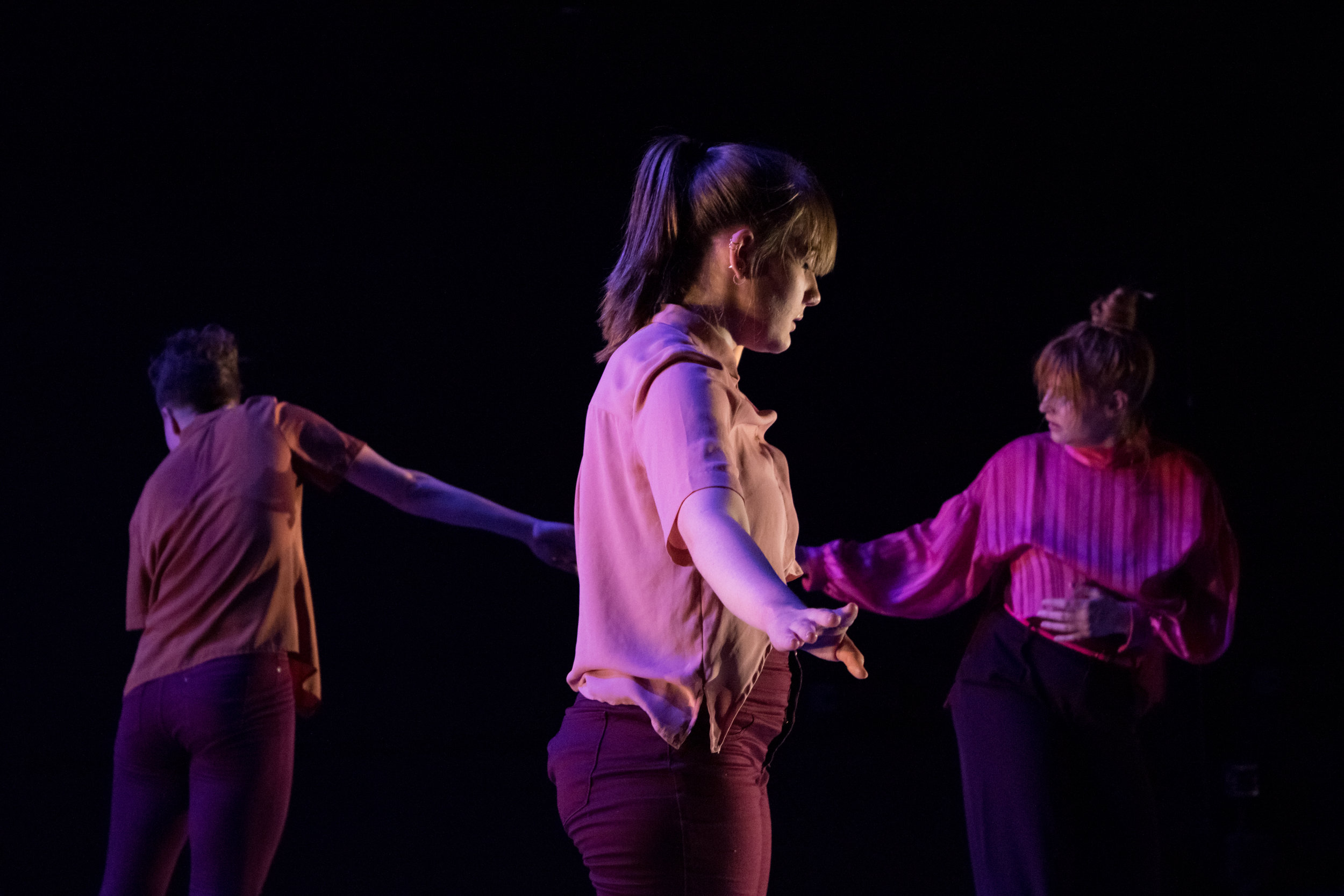 Lindsey Jennings  Dancer - Musician