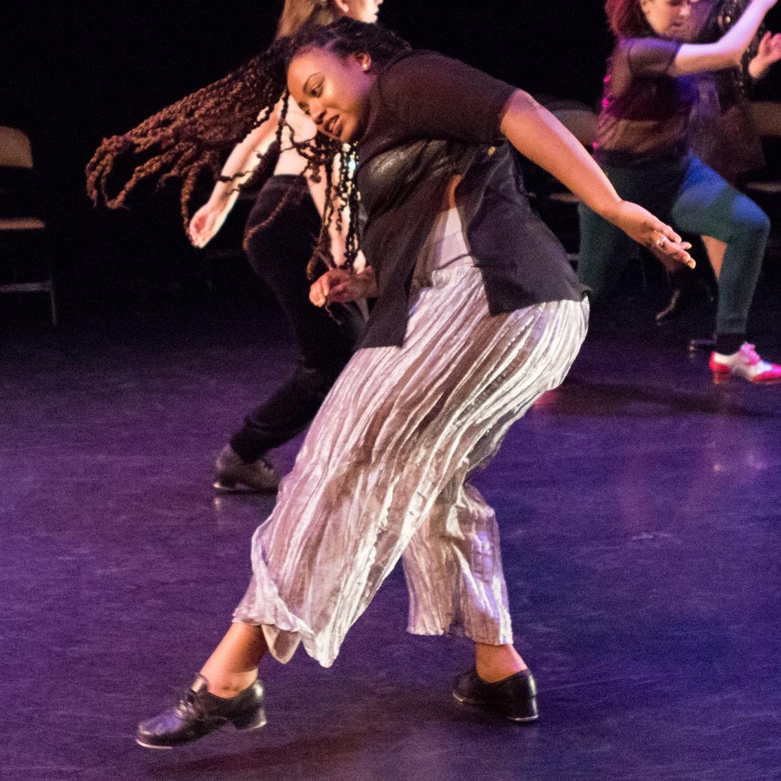 Randi Townsend  Dancer - Musician
