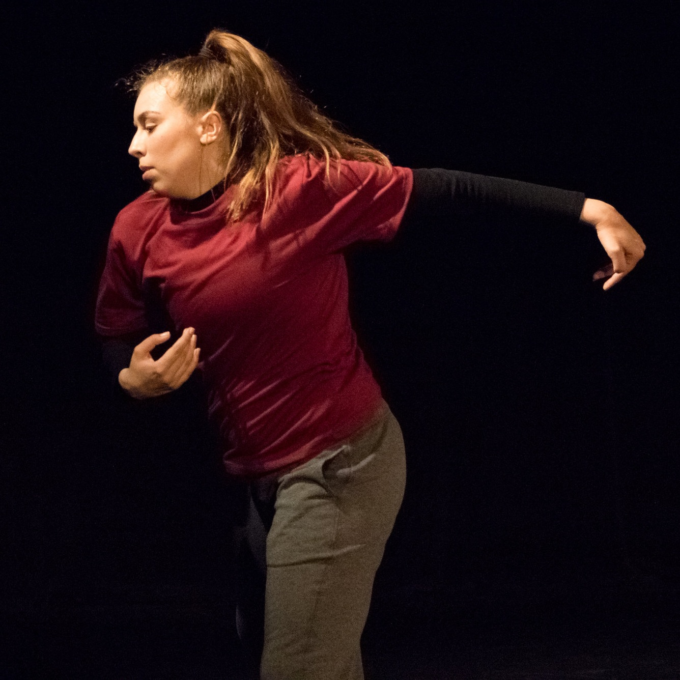 Alexis Miller  Dancer