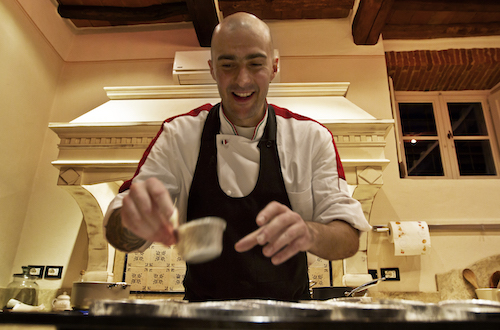 Chef Cristiano Milighetti - Chef Owner of Hotel Restaurant Locanda i Grifi and Chef at Home in Cortona, Italy🇬🇧