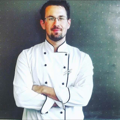 Chef Sebastian Neiderhell - Head Chef in Schliersee, Bavaria, Germany🇬🇧