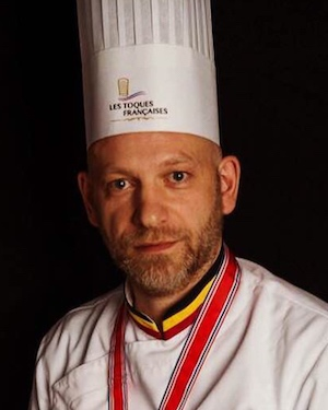 Chef Vincent Vervisch - Originally from Belgium, currently Head Chef of Michelin Starred Le Relais de la Poste in Alsace🇫🇷🇬🇧