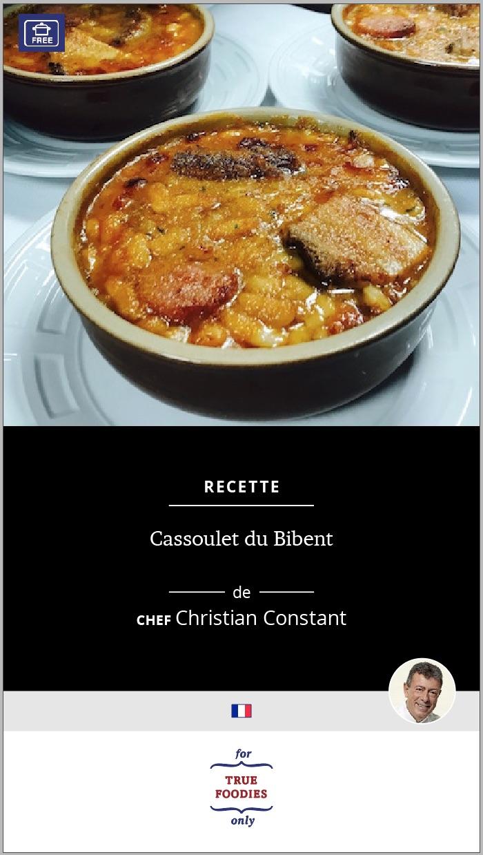 Cassoulet du Bibent
