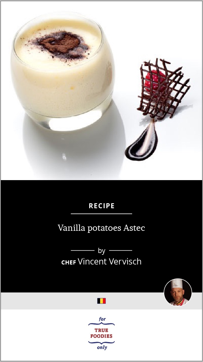 Vanilla potatoes Astec