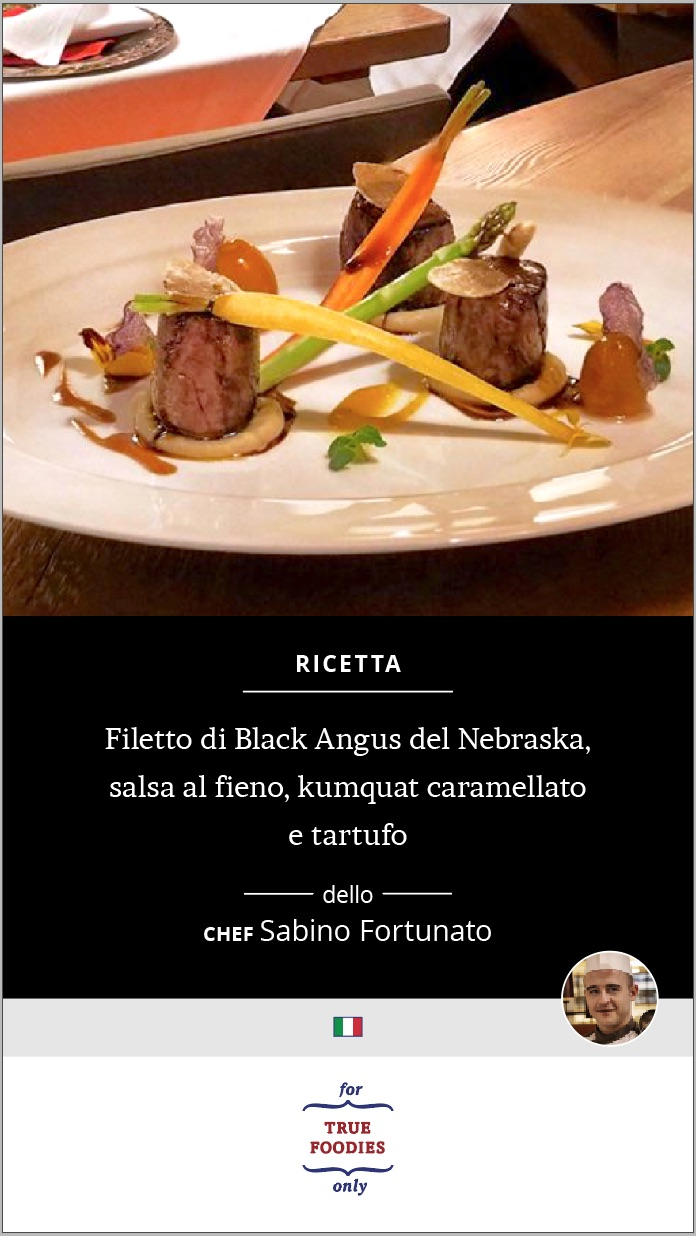 Filetto di Black Angus