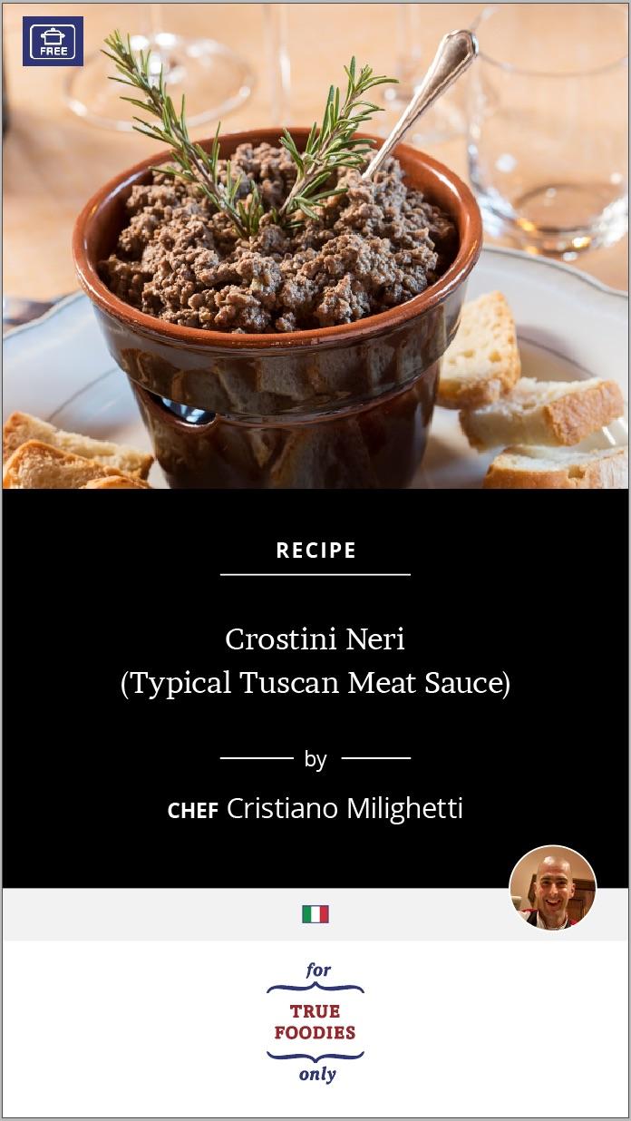 Crostini Neri