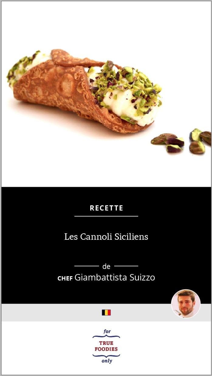 Les Cannoli Siciliens