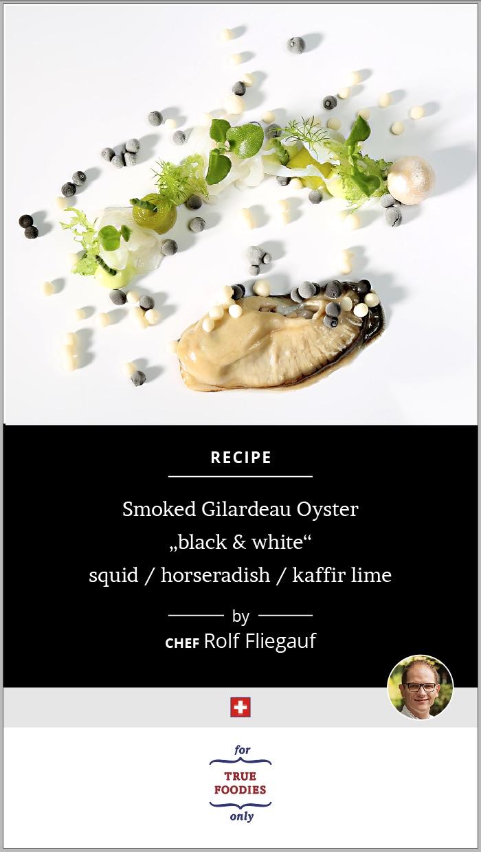 Smoked Gilardeau Oyster