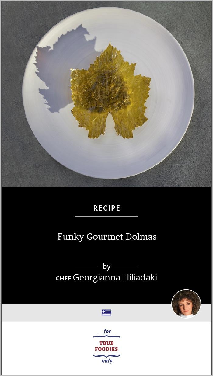 Funky Gourmet Dolmas