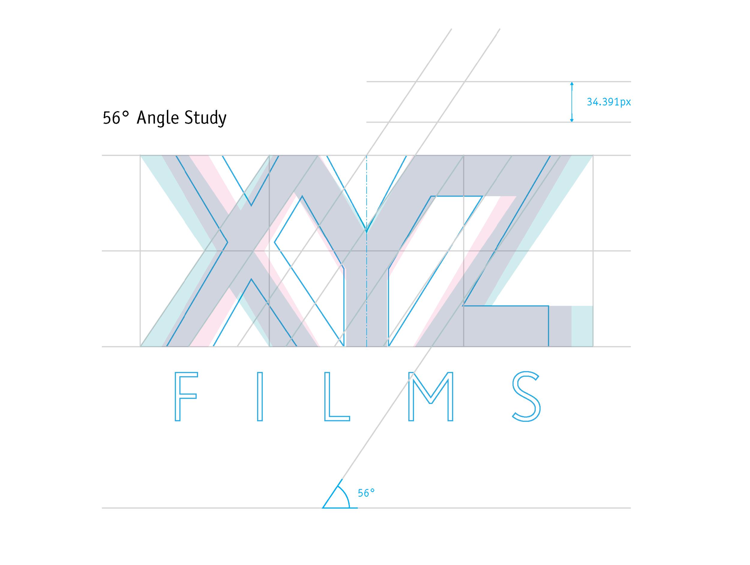 XYZ Films,  Brand Refresh