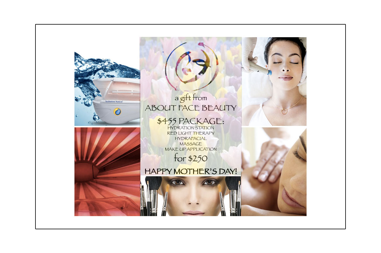 Mother's Day Royal Oak About Face Beauty