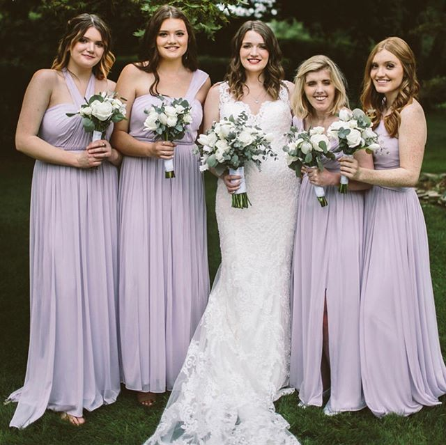 Caroline, we loved being a part of your special day! Makeup on the lovely bride, bridal party and family. Makeup by Robin Manoogian