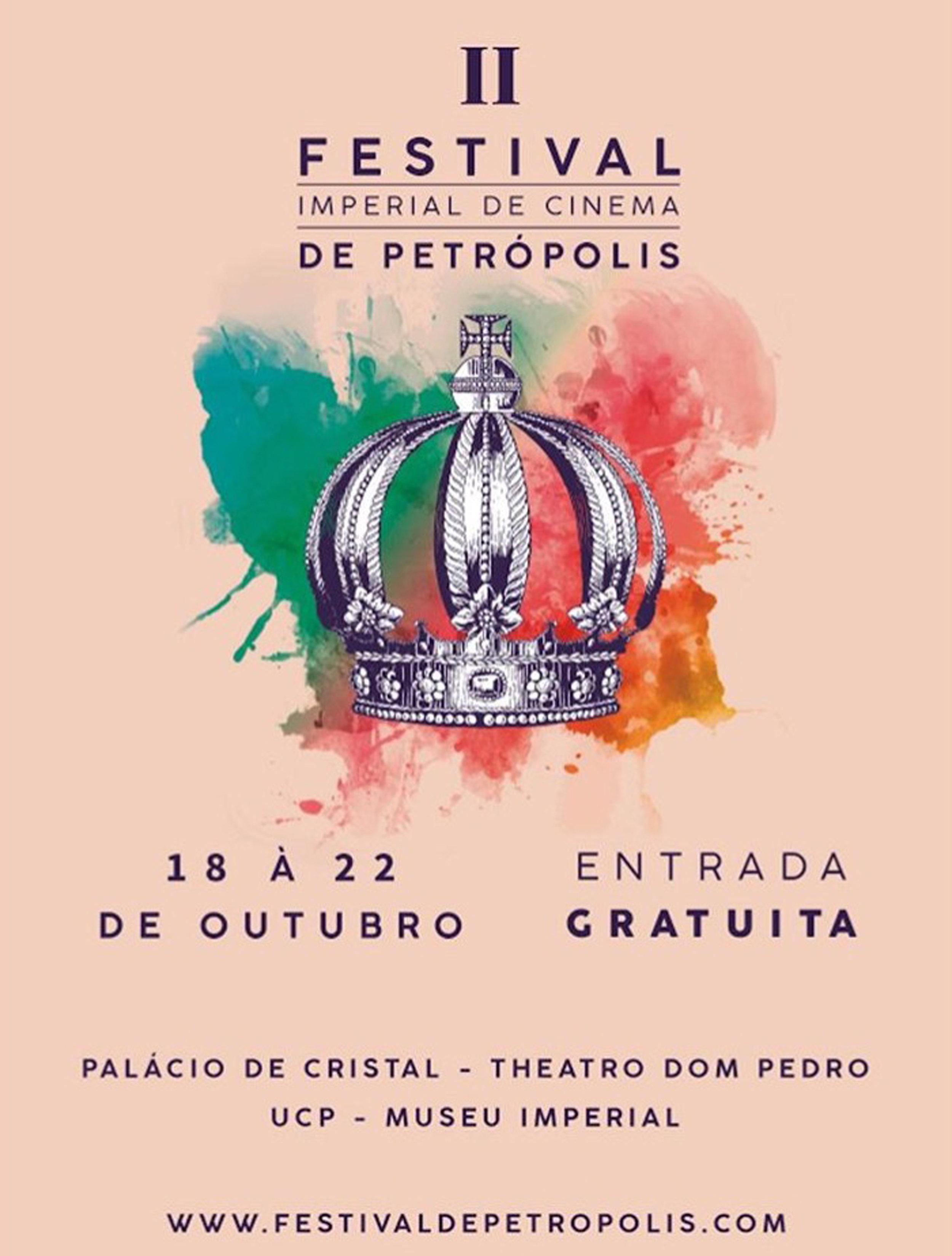 II e III Festival Imperial de Cinema de Petrópolis
