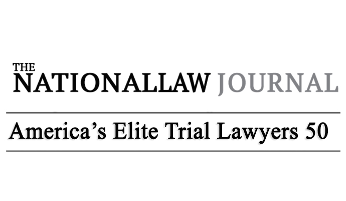 America's Elite Trial Lawyers 50