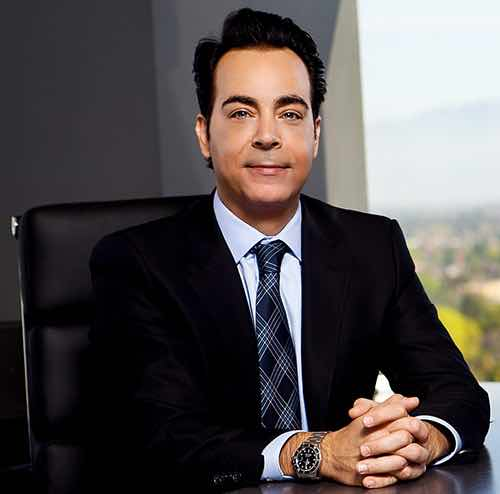 Arash Homampour - Trial Attorney