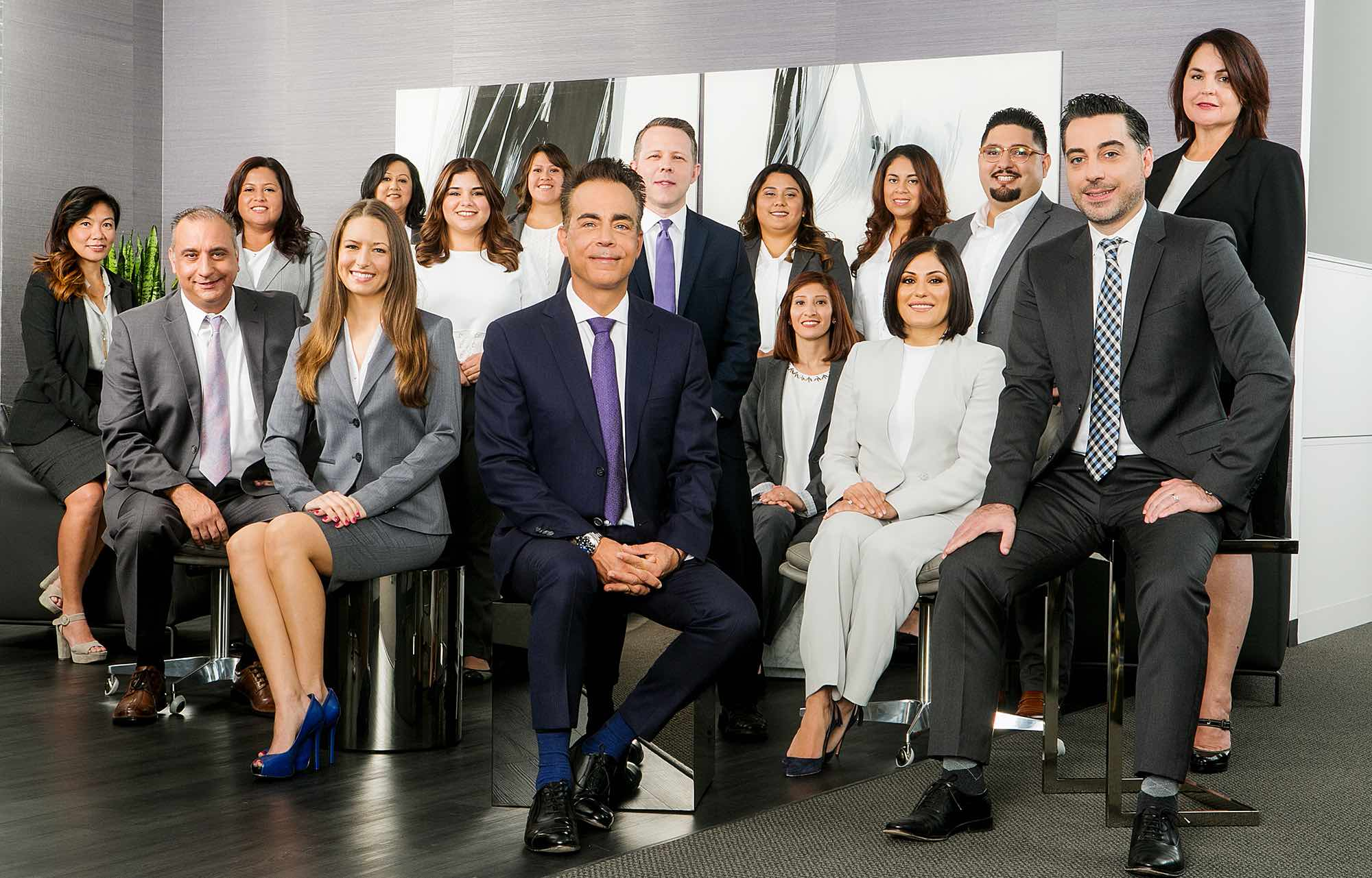 The Homampour Law Firm - Creative, Aggressive Litigators Who Love the Profession and Art of Law