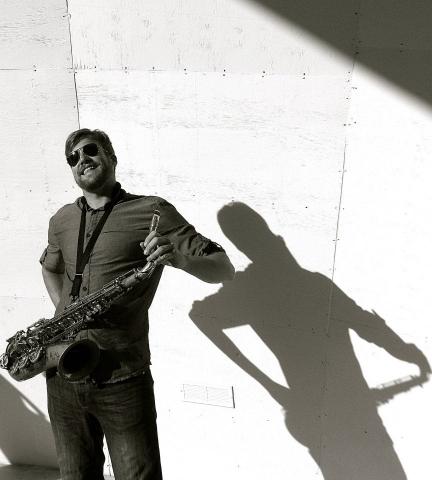 nelson beattie saxophone teacher musician
