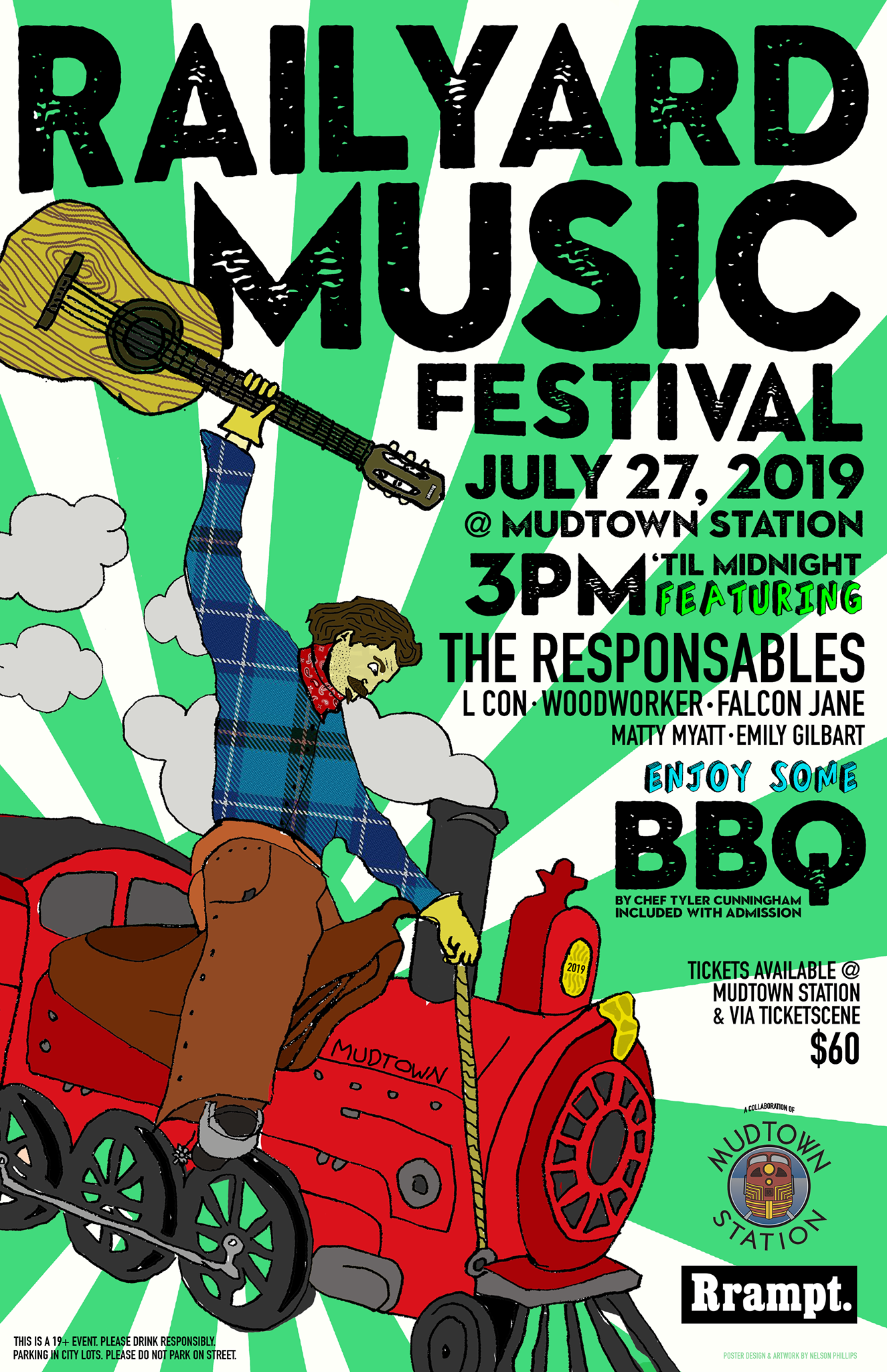 railyard music festival rrampt
