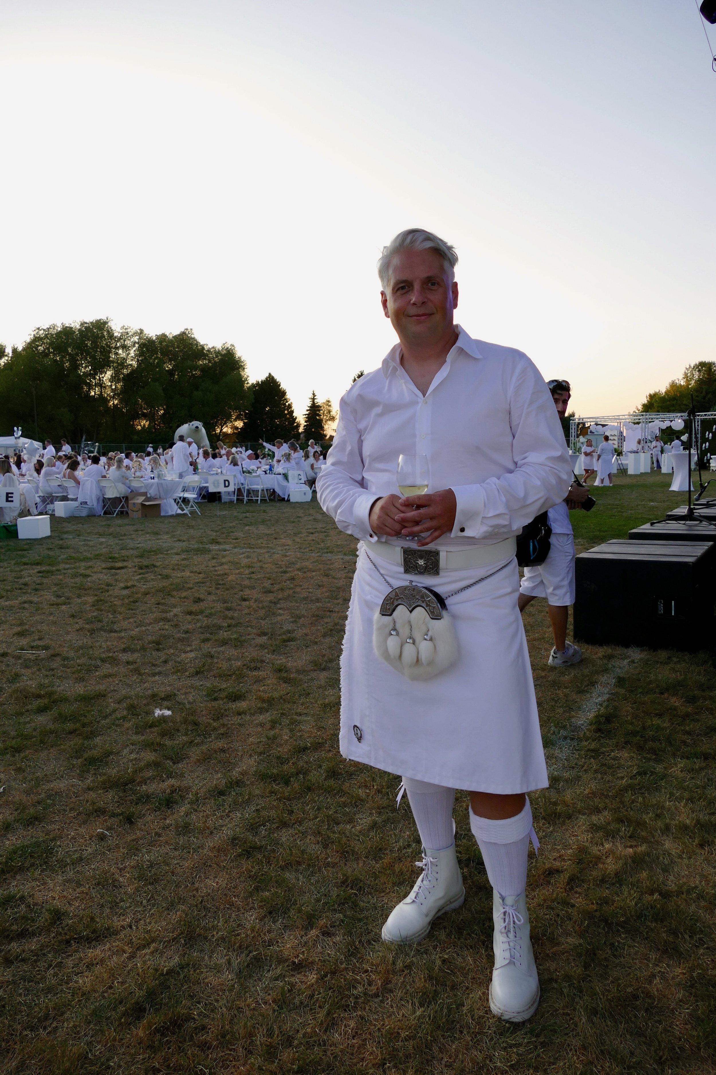 Scott Morrison of Heretic Spirits