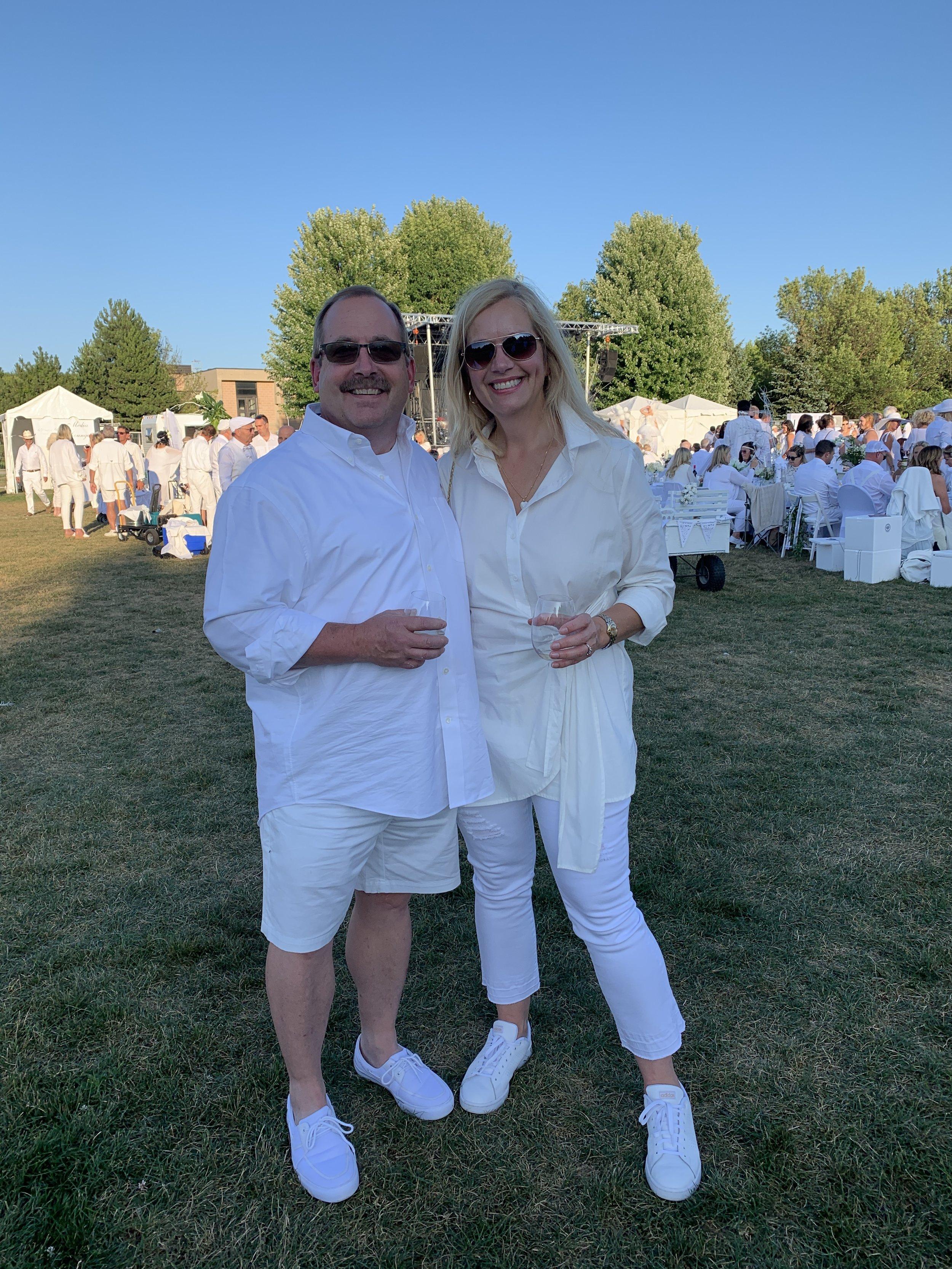 Dave and Anita Hearn