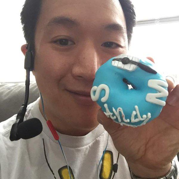 Ming Chen of AMC's Comic Book Men