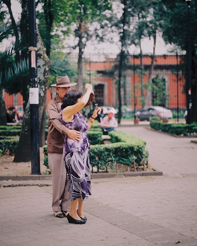 Bailando en México 💃🏻 #film #35mm