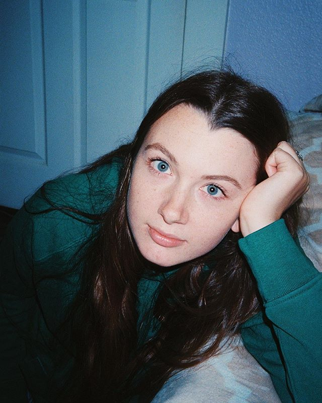 omg the green eyed goddess yas 💚✨ #yas #film #35mm