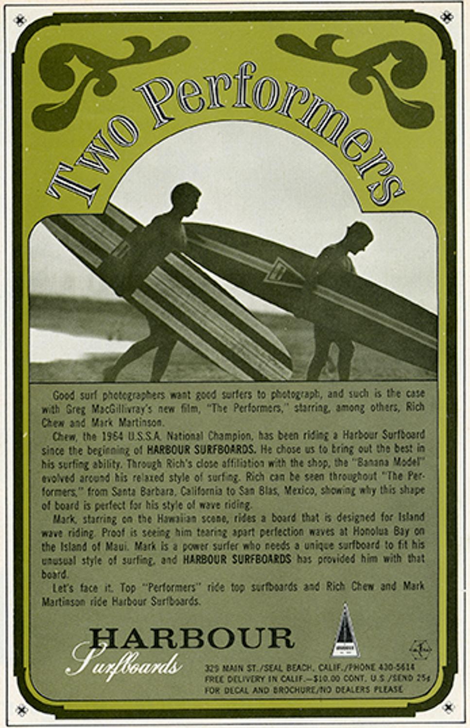 SURFER MAG 1965 JULY VOL6