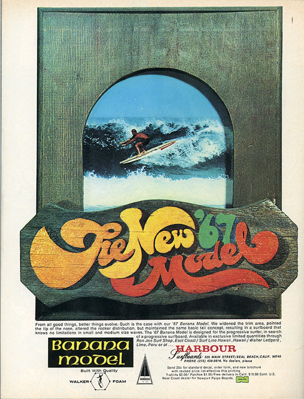 SURFER MAG 1967 MAY VOL8