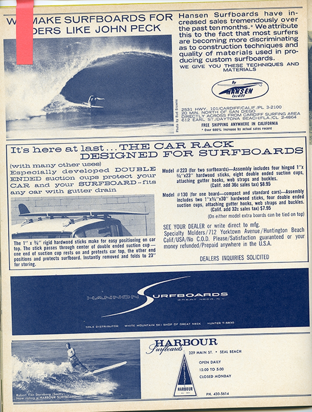 SURFER MAG 1963 JUN-JULY VOL4