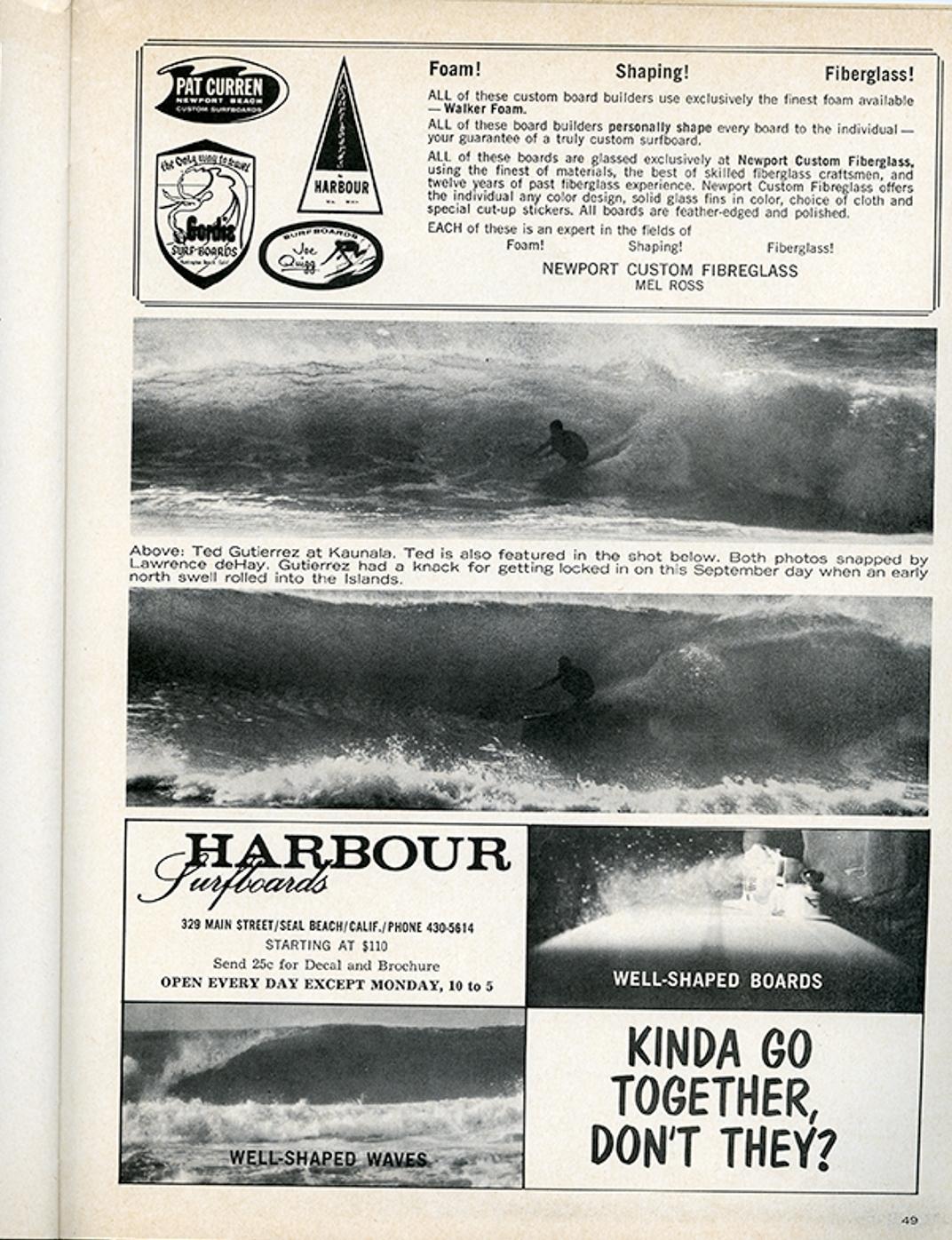 SURFER MAG 1963 DEC-JAN VOL4